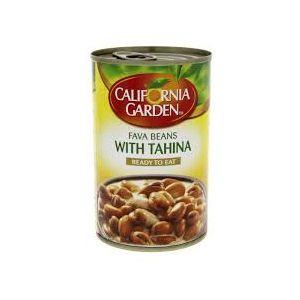 California Garden Foul /Tahina 450G
